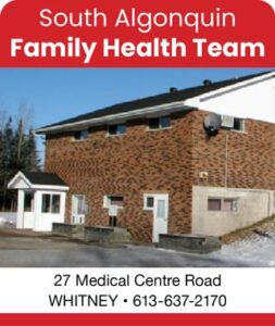 South Algonquin Family Health Team Whitney